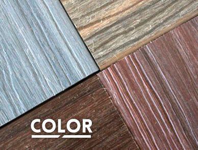 Mantenimiento de color de tarimas On-Deck