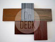 WPC o Wood Plastic Composite